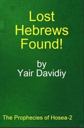 Lost Hebrews Found