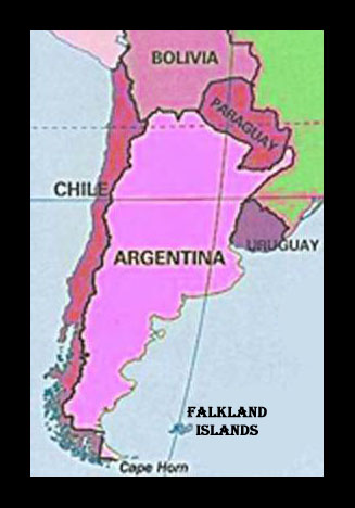 Is Argentina Israelite Hebrew Nations