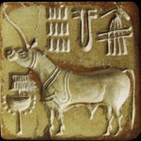 unicorn assyria