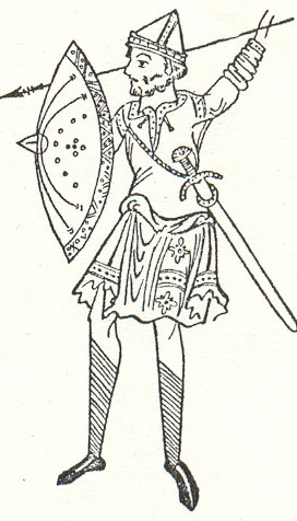 Anglo-Saxon Soldier
