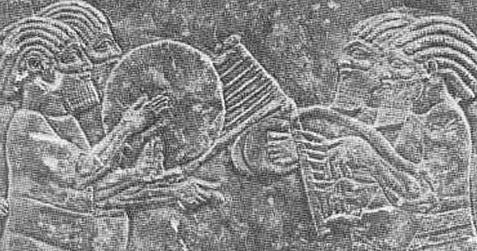 Israelite Musicians