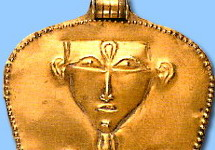 gold plaque canaan