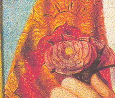 Henry Tudor- detail