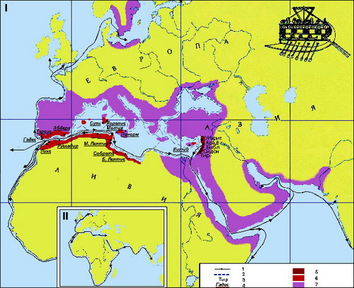 the phoenician empire The phoenician civilization phoenician religion changed overtime, though, because it was influenced by invaders deities from the assyrian, greek.
