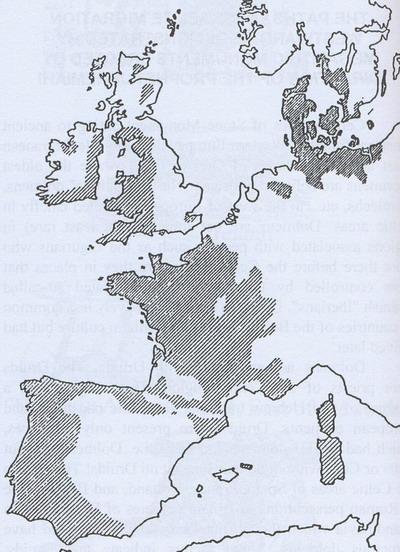Europe Dolmens