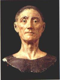 Henry Tudor: Death Mask