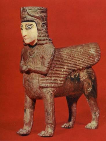 urartu sphinx